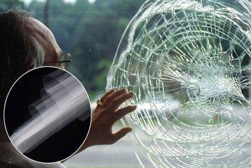 玻璃防爆保护膜