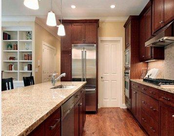 厨房台面耐高温保护膜
